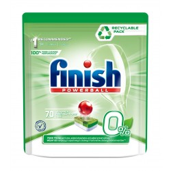 Finish tabs all-in-one ECO 0% 70ks