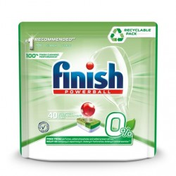 Finish tabs all-in-one ECO 0% 40ks